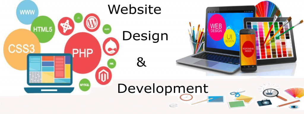 website designing and development varanasi